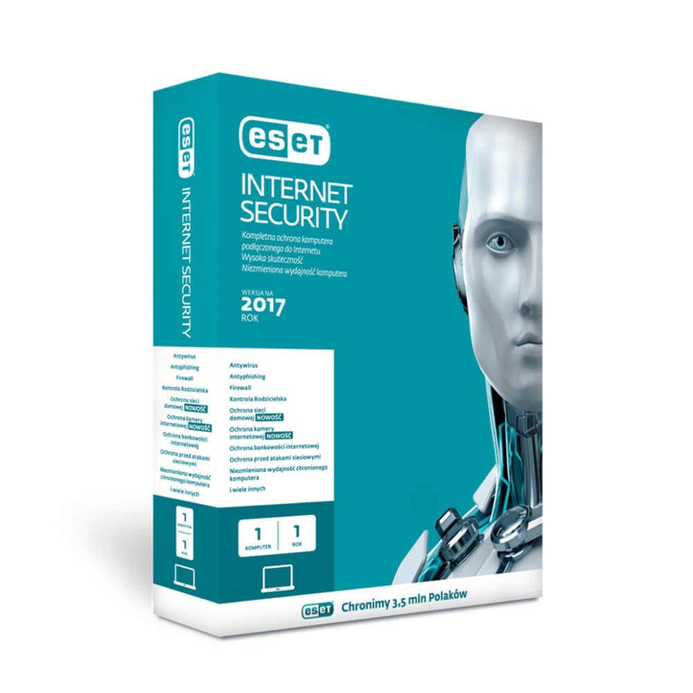 Eset internet security nowa licencja
